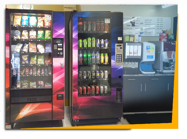 24-7 Vending vending machines