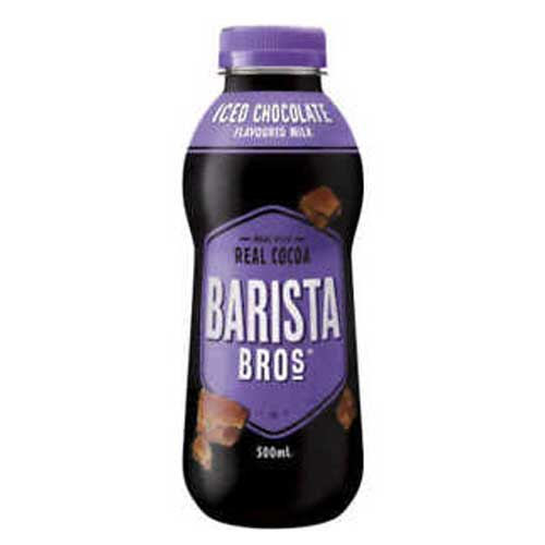 Barista Bros Chocolate Milk 500ml