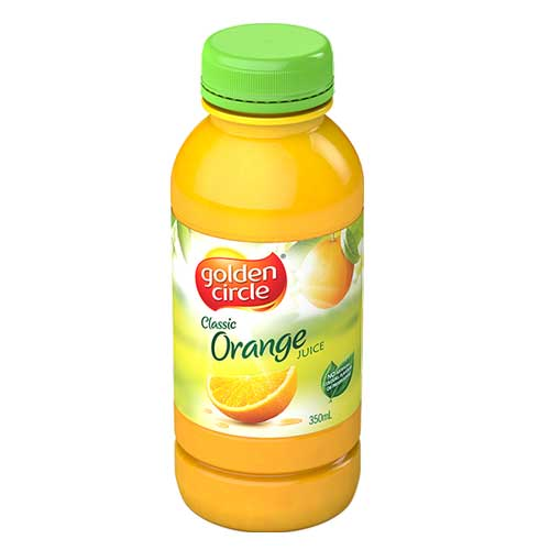 Orange juice 350ml
