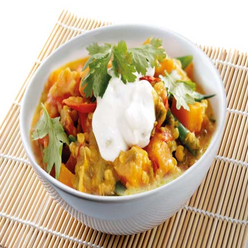 Vegetarian-korma-curry
