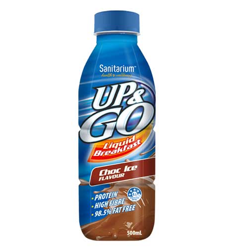 Up and Go Ice Choc 500ml